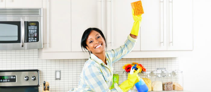 House Cleaning or Apartment Cleaning
